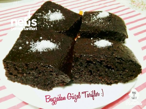 Pastane Usulü Çaylı Sırılsıklam Kek :)