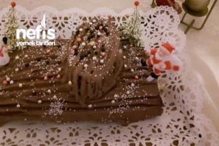 Yılbaşı Kütük Pasta Tarifi