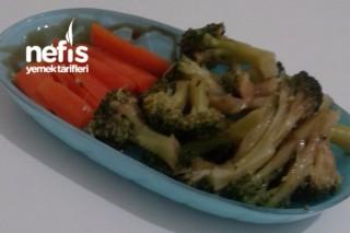 Nar Ekşili Brokoli Salatası Tarifi