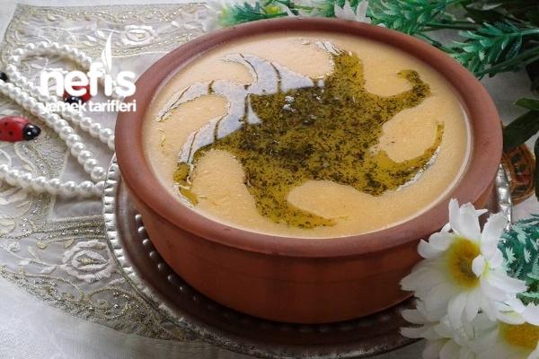 Terbiyeli Sebze Çorbası Tarifi (videolu)