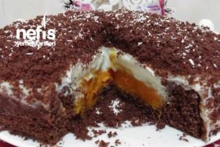 Balkabaklı Köstebek Pastası Tarifi