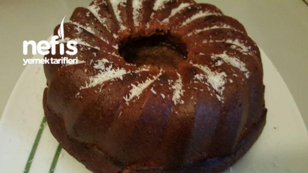 Cikolatali Yumusak Cake