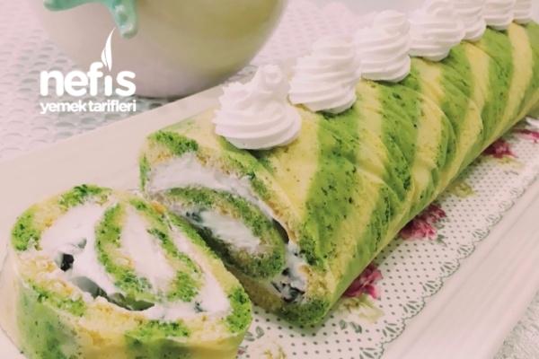 Rulo Şerit Pasta Tarifi