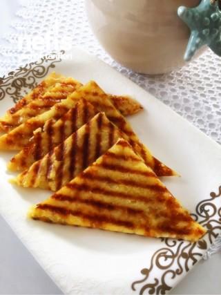 Patates Tost Yapımı