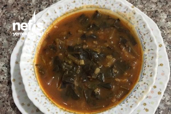 Pırtike Çorbası (Siirt Yöresine Ait)