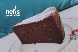 Brownie Mantolu Kesme Puding Tarifi