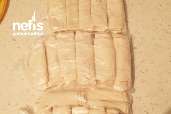 Dondurucu İçin Paçanga Böreği Tarifi