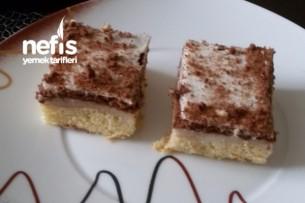 Harika Kolay Mı Kolay Pudingli Kek Tarifi
