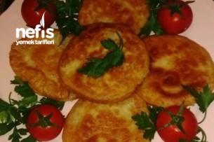 Ispanaklı Milföy Kızartması Tarifi