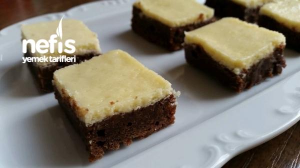 Labneli Mini Brownie