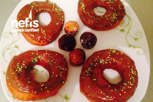 Nutellalı Donut Tarifi