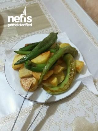 Sebzeli Tepsi Kebabı