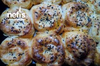 Patatesli Yumuşacık Gül Böreği Tarifi