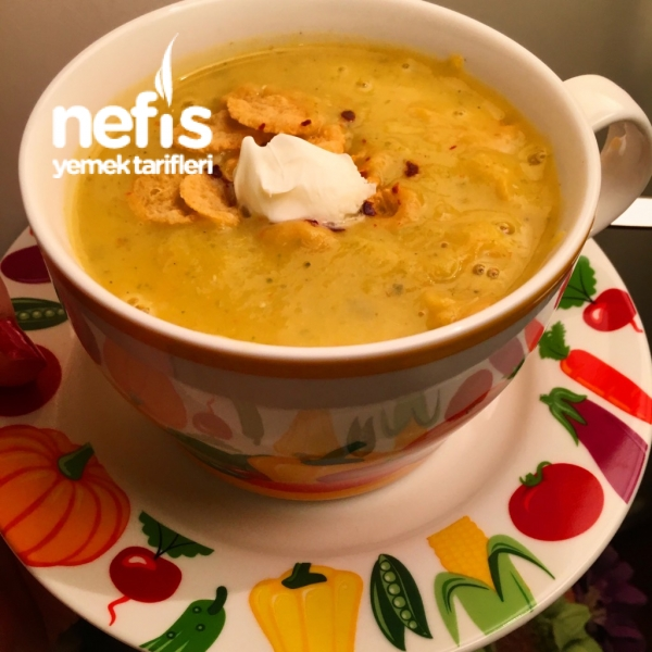 Kış Güneşi – Sebze Çorbası