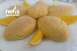 Portakallı Hira Tatlısı (Kolay Tatlı) Tarifi
