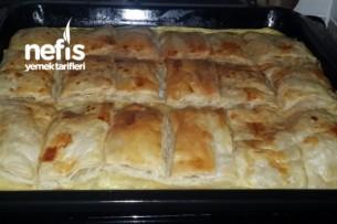 Yufkalı Milföy Böreği Tarifi