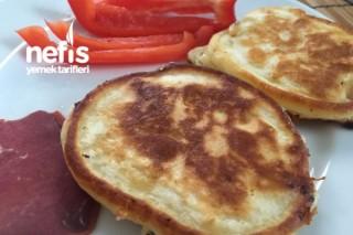 Peynirli Pancake Tarifi