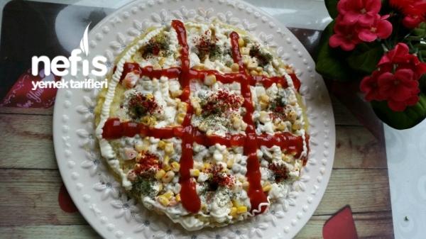Kumpir Salata
