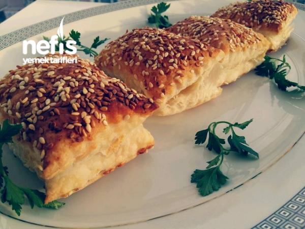 Nefis Milföy Simit Börek
