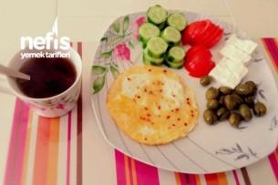 Klasik Kahvaltı Tabağı Tarifi