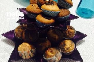 Zeytinyağlı Muffinlerim(Bereketli) Tarifi