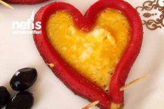 Aşk Kahvaltısı Tarifi