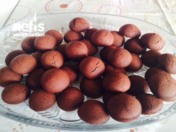 Browni Kurabiye - Yasemin Kartal - Nefis Yemek Tarifleri