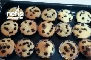 Kakaolu Muffinler Tarifi