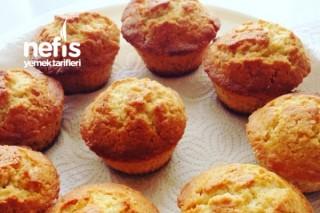 Muffin (Margarinsiz) Tarifi