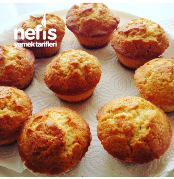 Muffin (margarinsiz)