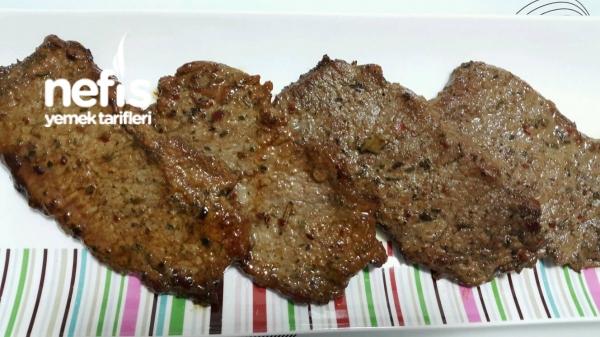 Yumuşacık Biftek Yapımı