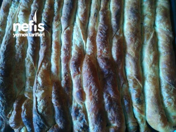 Ispanaklı Çıtır Börek Tarifi Videosu