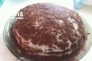 Tiramisu Tadında Yaş Pasta Tarifi