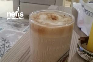 Köpüklü Nescafe Tarifi
