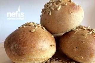 Evde Tuzsuz Sağlıklı Ekmek Yapımı Tarifi