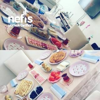 Kahvaltı Menümüz :)