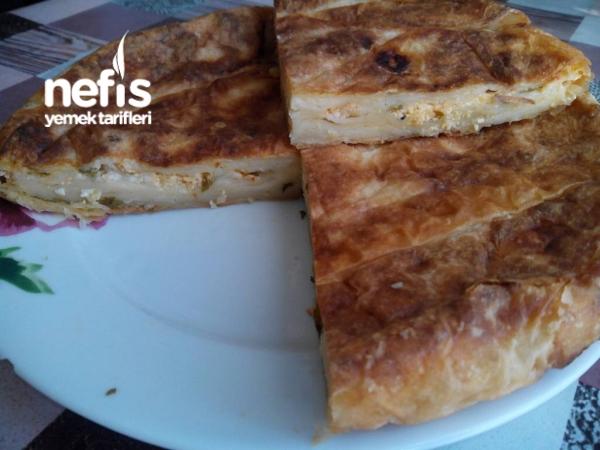 Peynirli Tava Böreği Videosu