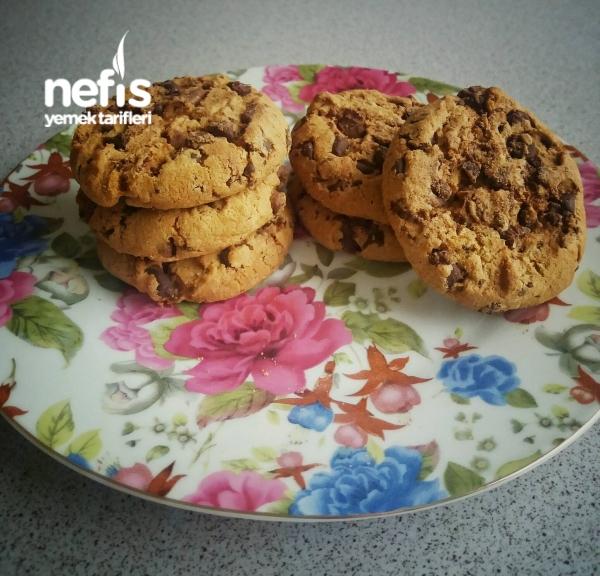 Damla Çikolatalı Kurabiye (Cookies)
