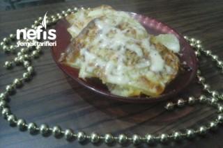 Resimli Sarımsaklı Kremalı Patates Tarifi