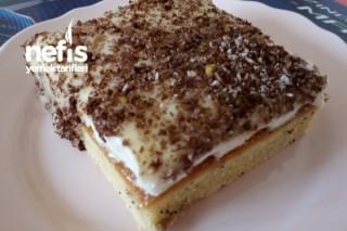 Beyaz Ağlayan Pasta Tarifi