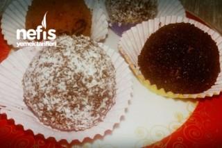 Kek Topları Tarifi