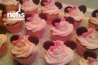 Minnie li Cupcake Tarifi
