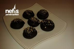 Çikolata Soslu Zenci Kurabiye Tarifi