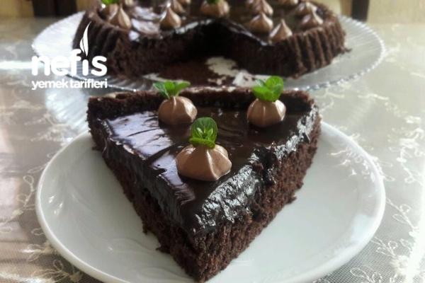 Çikolatalı Tart
