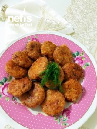 Patates Köftesi (yemeklerin Yanına, Beş Çaylarına)