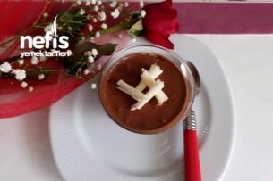 Chocolate Mousse ( Çikolatalı Mus) Tarifi