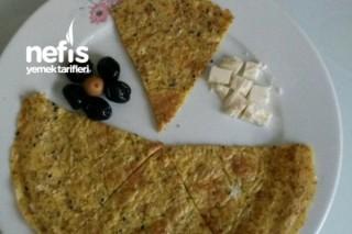 Nişastalı Ve Baharatlı Omlet Tarifi
