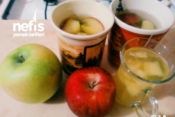 Elma Çayı ( Gribe Ve Öksürüğe Karşı) Tarifi