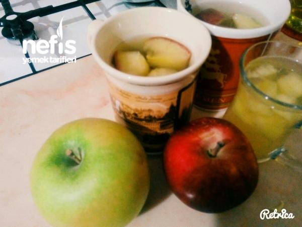 Elma Çayı(gribe Ve Öksürüğe Karşı)