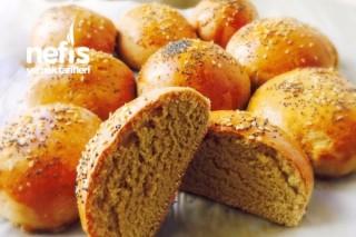 Tam Tahıllı Mini Ekmek Tarifi